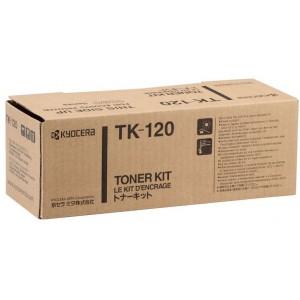 ТОНЕР KYOCERA FS-1030D Total TK120 ЧЕРЕН Оригинални консумативи за лазерни принтери и МФУ