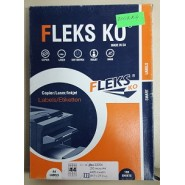 Етикети за принтер FLEKS KO 48.5x25.4 mm