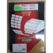 Етикети за принтер copiatabu Premium MARKIN 210x297