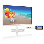 "PHILIPS 234E5QHAW МОНИТОР 23"", IPS SLIM LED,  Монитори"