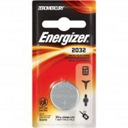 Плоска батерия CR2032, 3V Батерии и зарядни