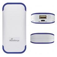 Допълнителна батерия Power Bank MediaRange 4400 mAh Батерии Power Bank