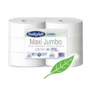 """Тоалетна хартия за диспенсер """"Макси джъмбо"""" Тоалетна хартия и салфетки"""