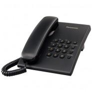 ТЕЛЕФОН PANASONIC KX-TS500 ЧРН Стационарни телефони и факс апарати