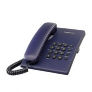 ТЕЛЕФОН PANASONIC KX-TS500СИН Стационарни телефони и факс апарати