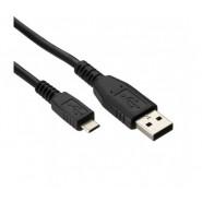 Кабел USB/micro USB 0,75m. Кабели