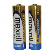 АЛКАЛНА БАТЕРИЯ MAXELL LR06 AA-4БР./БЛИСТЕР Батерии и зарядни