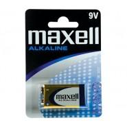 АЛКАЛНА БАТЕРИЯ MAXELL 9V Батерии и зарядни