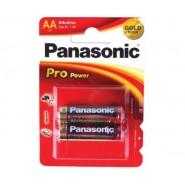 Батерия Panasonic ProPower LR06 AA 2бр. в блистер Батерии и зарядни
